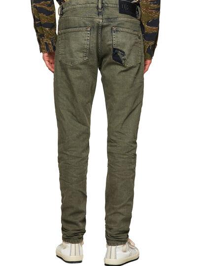 Diesel - D-Strukt 09A50, Military Green - Jeans - Image 2