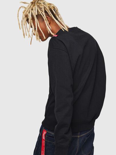 Diesel - CC-S-BAY-COLA, Black - Sweaters - Image 3