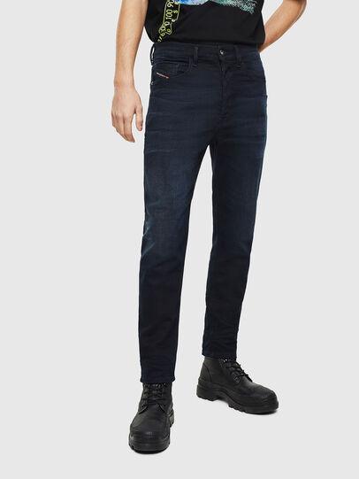 Diesel - D-Eetar 084AY, Dark Blue - Jeans - Image 1