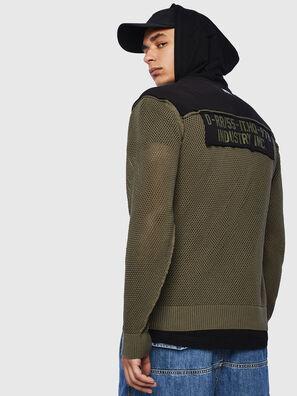 K-CONNET, Green/Black - Knitwear