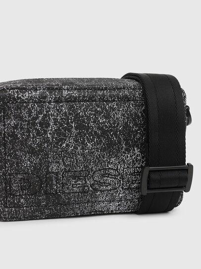 Diesel - ROSA' P, Grey - Crossbody Bags - Image 5