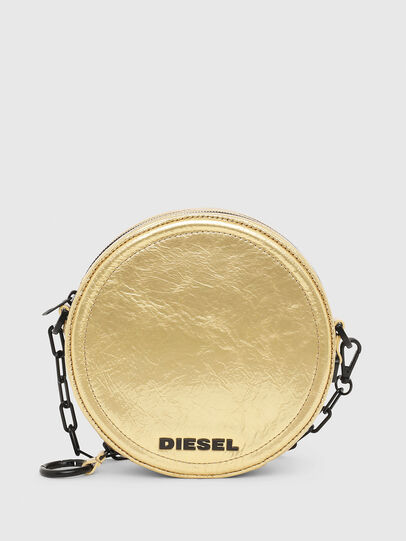 Diesel - OPHITE CHAIN, Gold - Crossbody Bags - Image 1