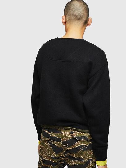 Diesel - K-PILOT, Black - Knitwear - Image 2