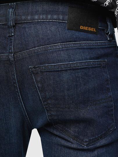 Diesel - D-Luster 0095K, Medium blue - Jeans - Image 4