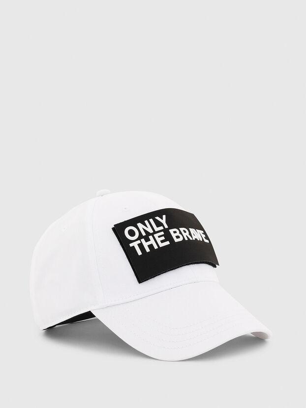 CALBRE, White - Caps