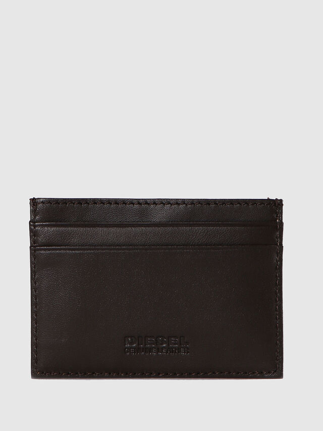 Diesel - JOHNAS I, Dark Brown - Small Wallets - Image 2