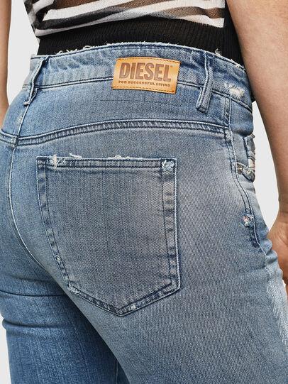 Diesel - D-Rifty 084AL, Light Blue - Jeans - Image 5