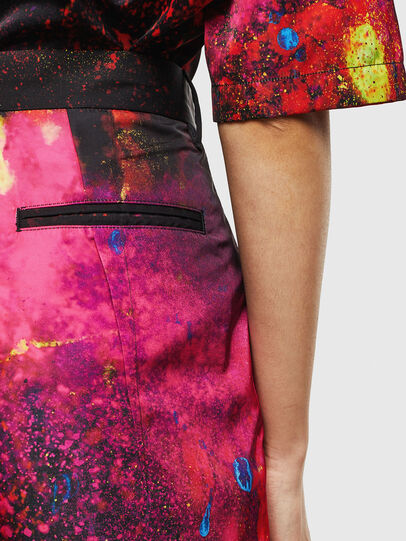 Diesel - S-BYST, Multicolor - Shorts - Image 5