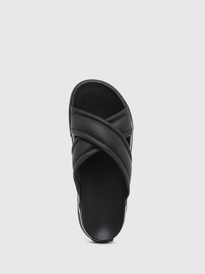 Diesel - SA-GRAND X, Black - Sandals - Image 4