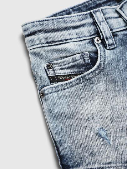 Diesel - PGINGHER, Light Blue - Shorts - Image 3