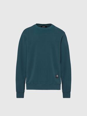 S-GIRK-MOHI, Water Green - Sweaters