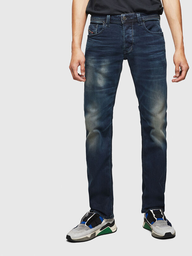Larkee 084AU, Dark Blue - Jeans