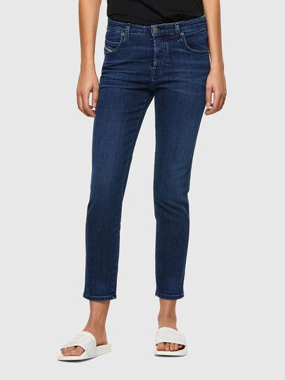 Diesel - Babhila 009QI, Dark Blue - Jeans - Image 1