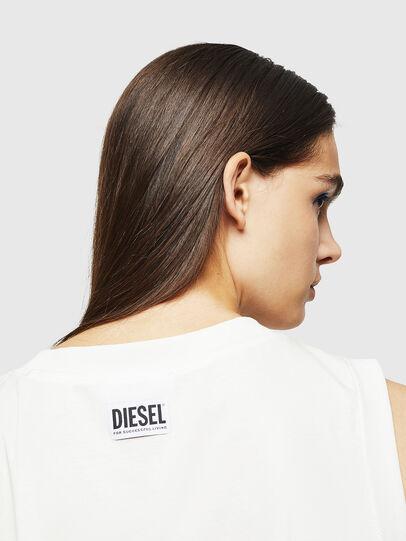 Diesel - T-HEIKASH, White - Tops - Image 6