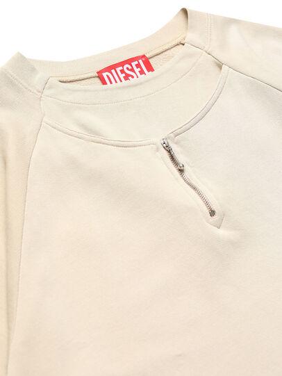 Diesel - GR02-T301, White - T-Shirts - Image 3