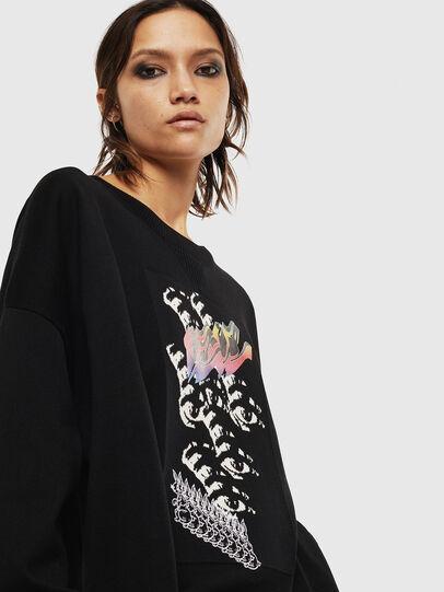 Diesel - M-OCIAME, Black - Knitwear - Image 3
