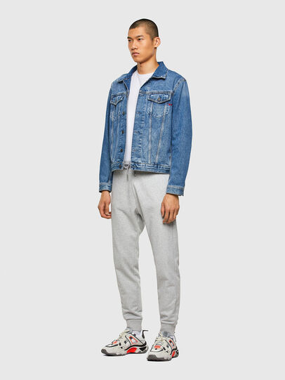 Diesel - P-TAR-KA, Light Grey - Pants - Image 4
