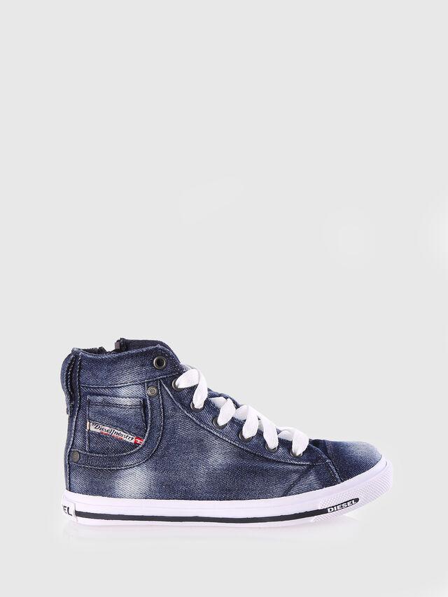 Diesel - SN MID 20 EXPOSURE Y, Blue Jeans - Footwear - Image 1