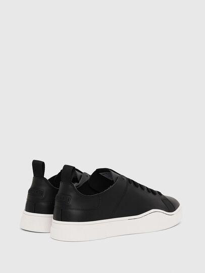 Diesel - S-CLEVER LS, Black - Sneakers - Image 3