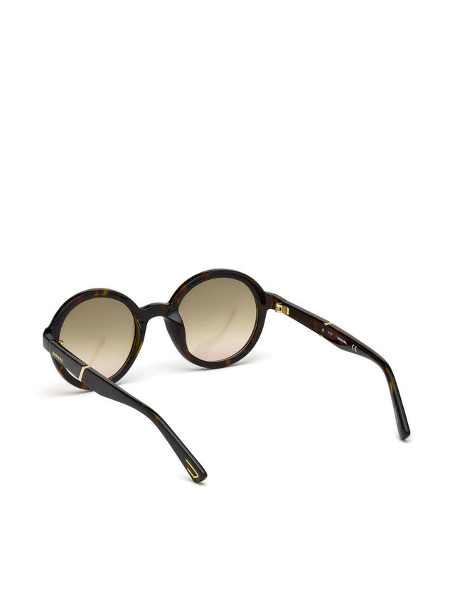 Diesel - DL0264, Brown - Sunglasses - Image 4