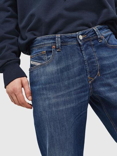 Diesel - Larkee-Beex 082AZ, Dark Blue - Jeans - Image 3