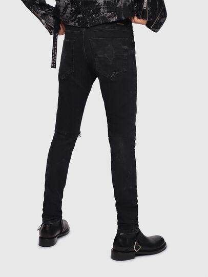 Diesel - Tepphar 069DV, Black/Dark grey - Jeans - Image 2