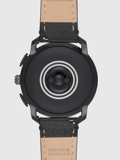 Diesel - DT2016, Black/Gold - Smartwatches - Image 4