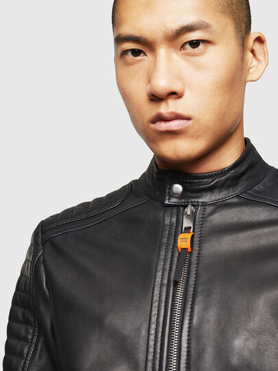 Diesel - L-SHIRO,  - Leather jackets - Image 3