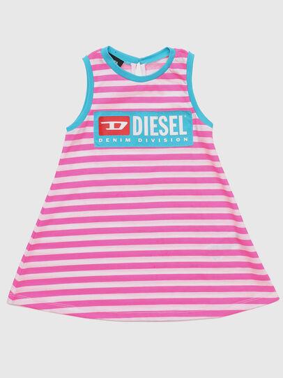 Diesel - DARIETTAB, Pink/White - Dresses - Image 1