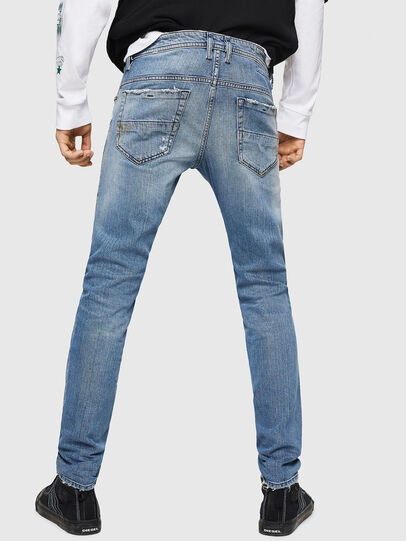 Diesel - Thommer 084AL, Light Blue - Jeans - Image 2