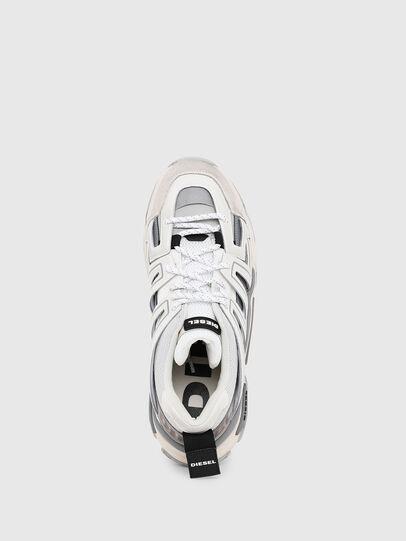 Diesel - S-KIPPER LOW TREK, White/Grey - Sneakers - Image 5