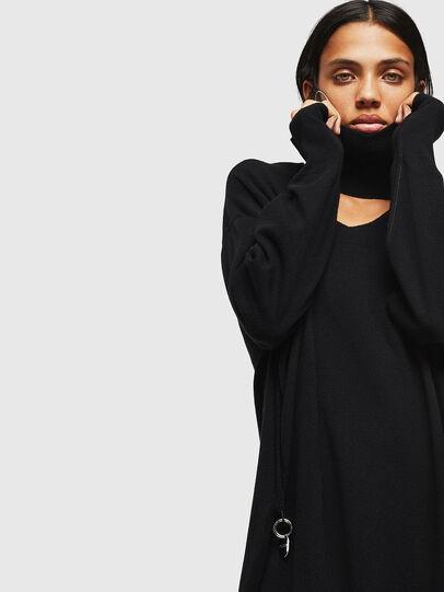 Diesel - M-LILIA, Black - Dresses - Image 3