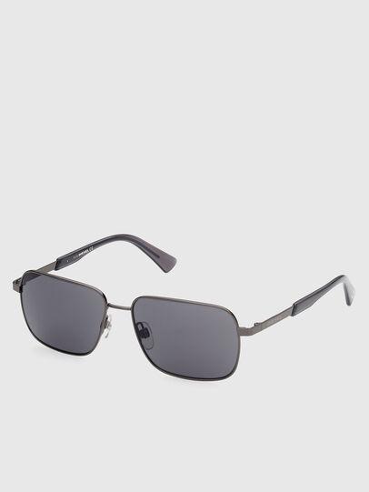 Diesel - DL0354, Grey - Sunglasses - Image 2
