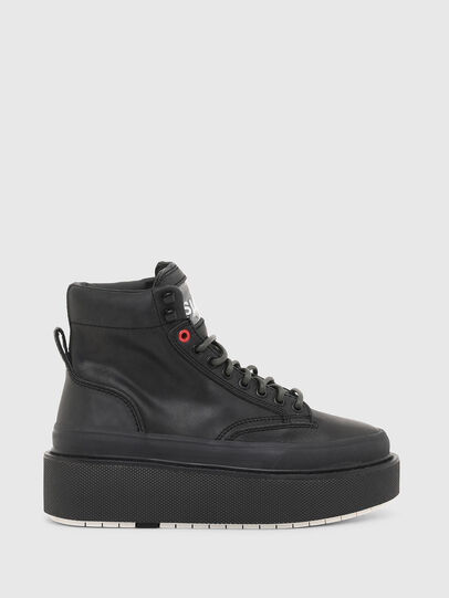 Diesel - H-SCIROCCO AB, Black - Sneakers - Image 1