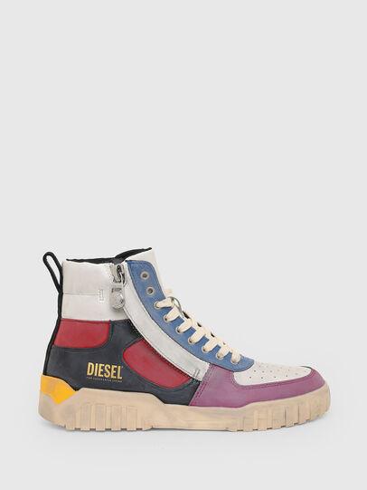 Diesel - S-RUA MID SK, Multicolor - Sneakers - Image 1