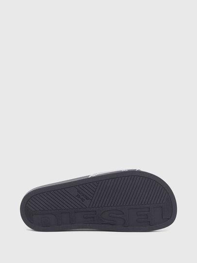 Diesel - SA-VALLA W, Black - Slippers - Image 6