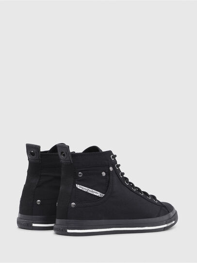 Diesel - EXPOSURE I, Black - Sneakers - Image 3