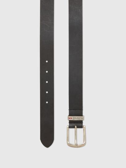 Diesel - B-FORT, Black - Belts - Image 3