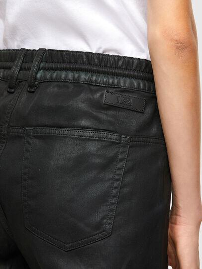 Diesel - KRAILEY JoggJeans® 069QP, Black/Green - Jeans - Image 4