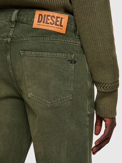 Diesel - D-Macs 09A35, Green - Jeans - Image 4