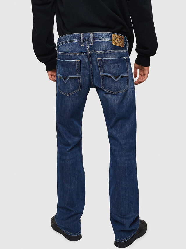 Diesel Zatiny 008XR, Medium blue - Jeans - Image 2