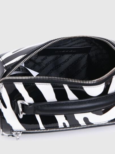 Diesel - CAYAC LT, White/Black - Crossbody Bags - Image 4