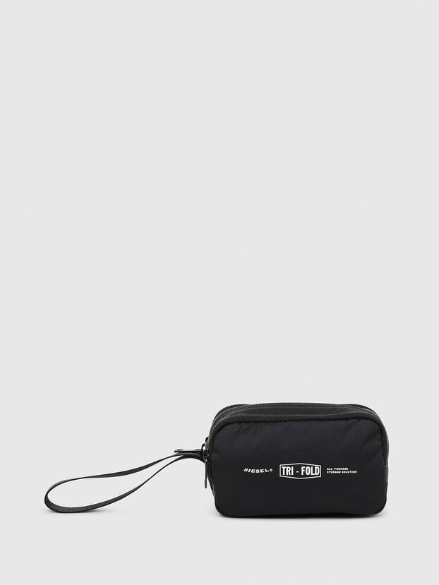 POUCHY LOOP, Black - Bijoux and Gadgets