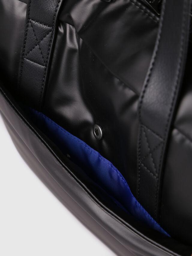 Diesel - F-DISCOVER BRIEFCASE, Black - Briefcases - Image 5