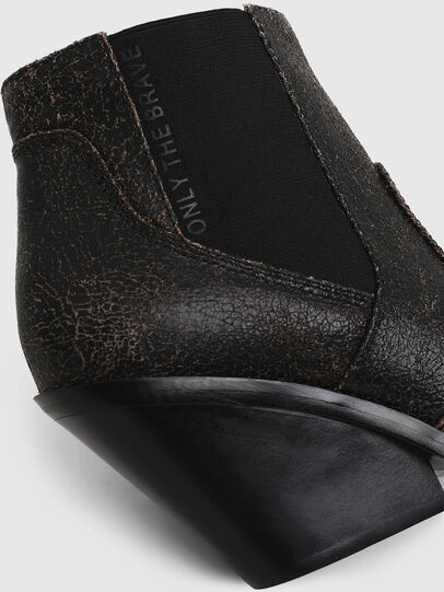 Diesel - D-FLAMINGO CB, Anthracite - Ankle Boots - Image 4