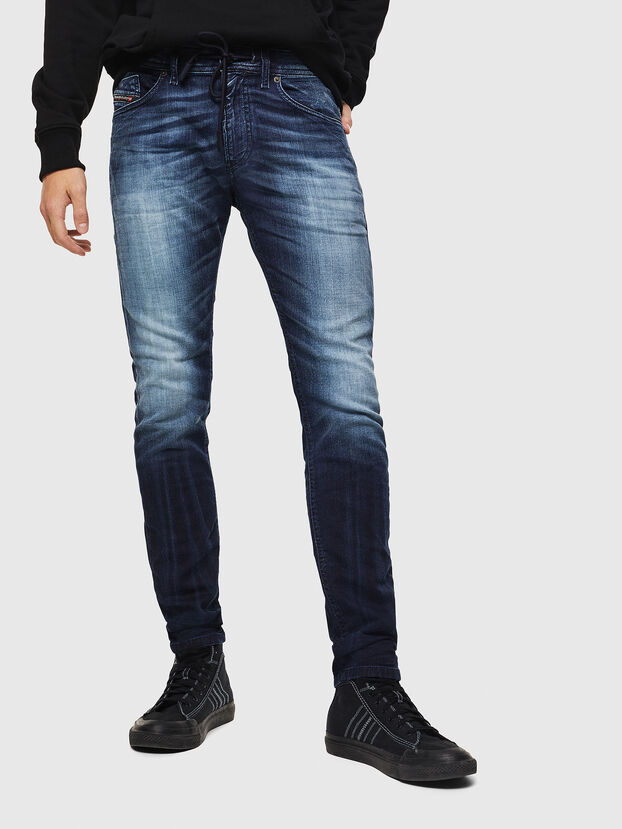 Thommer JoggJeans 069IE, Dark Blue - Jeans