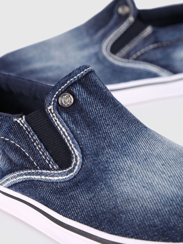 SLIP ON 21 DENIM YO, Blue Jeans