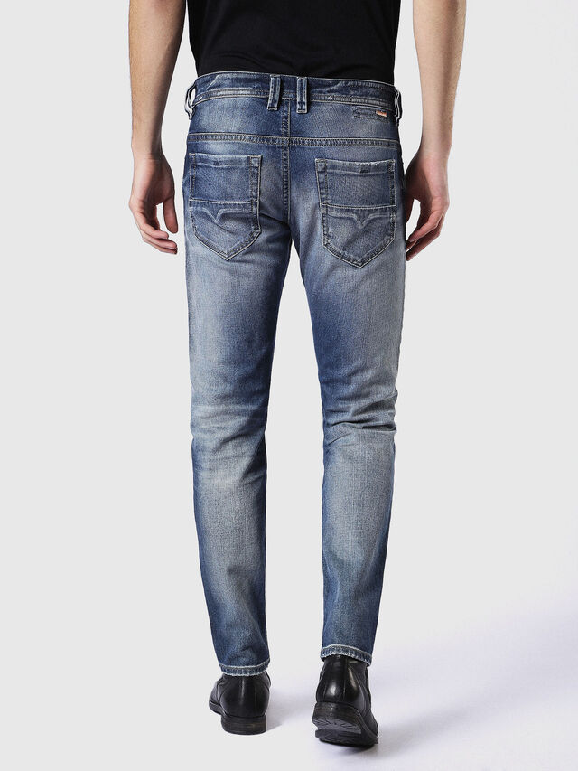 Diesel Thommer 084DD, Medium blue - Jeans - Image 3
