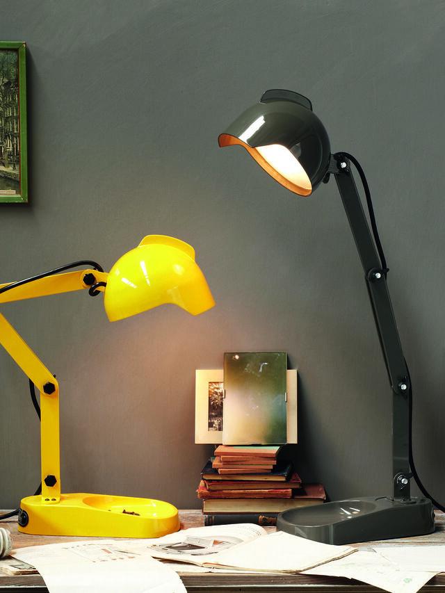 Diesel - DUII TAVOLO, Green/Grey - Table Lighting - Image 3