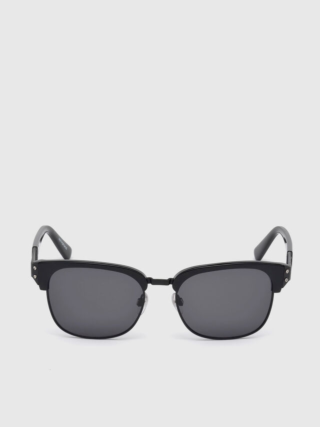 Diesel - DL0235, Black - Eyewear - Image 1